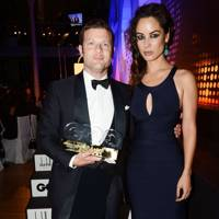 Dermot O'Leary and Berenice Marlohe