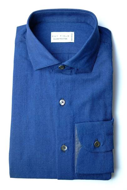 Guy Field Japanese denim shirt