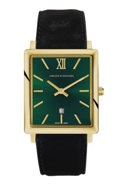 Larsson & Jennings 'Norse Solaris' wristwatch