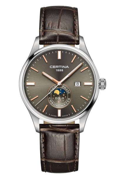 Certina DS-8 Moon-Phase