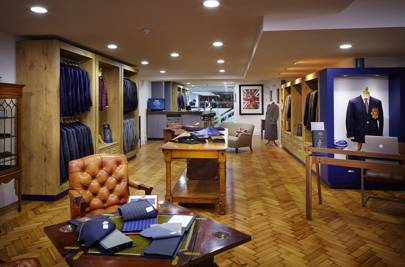 No. 13 (basement): Stowers Bespoke