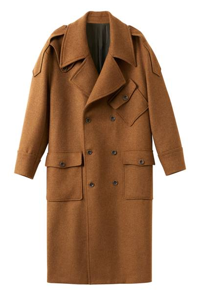 Coat by Mango Committed
