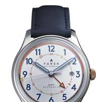 Farer 'Ponting' GMT Automatic watch