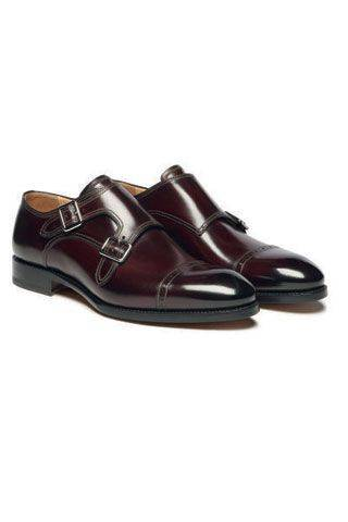 Monk Shoe by Bally
