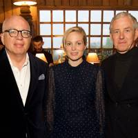 Michael Wolff, Victoria Floethe & Bill Prince