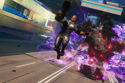 Crackdown 3 is no work and all play