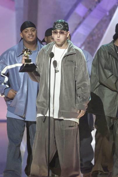 2001: Eminem
