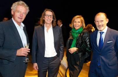 Leopold Bismark, Pierre Lagrange, Blanca Brillembourg, Kyril Bulgaria
