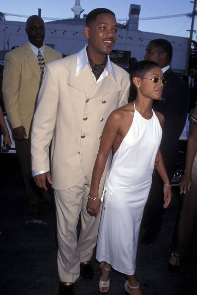6. A lesson in spring styling at the eleventh annual Soul Train Music Awards