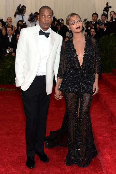 6. Starry-eyed at the 2014 Met Gala