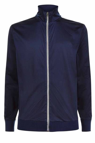 New Look nylon zip-up jacket