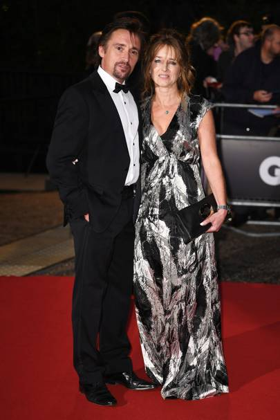 Richard Hammond and Mindy Hammond