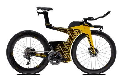 For triathletes: P5X Lamborghini Edition by Cervélo