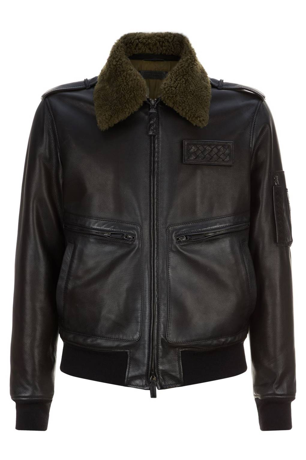 3fa8a3666fe Men's leather jackets: how to look good in leather | British GQ