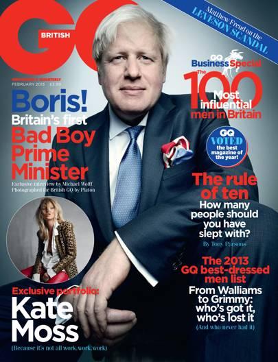 Boris Johnson - February 2013