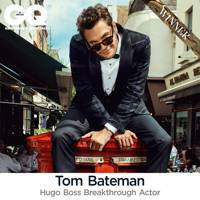 Tom Bateman - Hugo Boss Breakthrough Actor