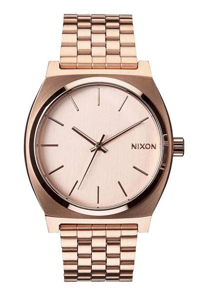 Nixon 'Time Teller' All-Rose