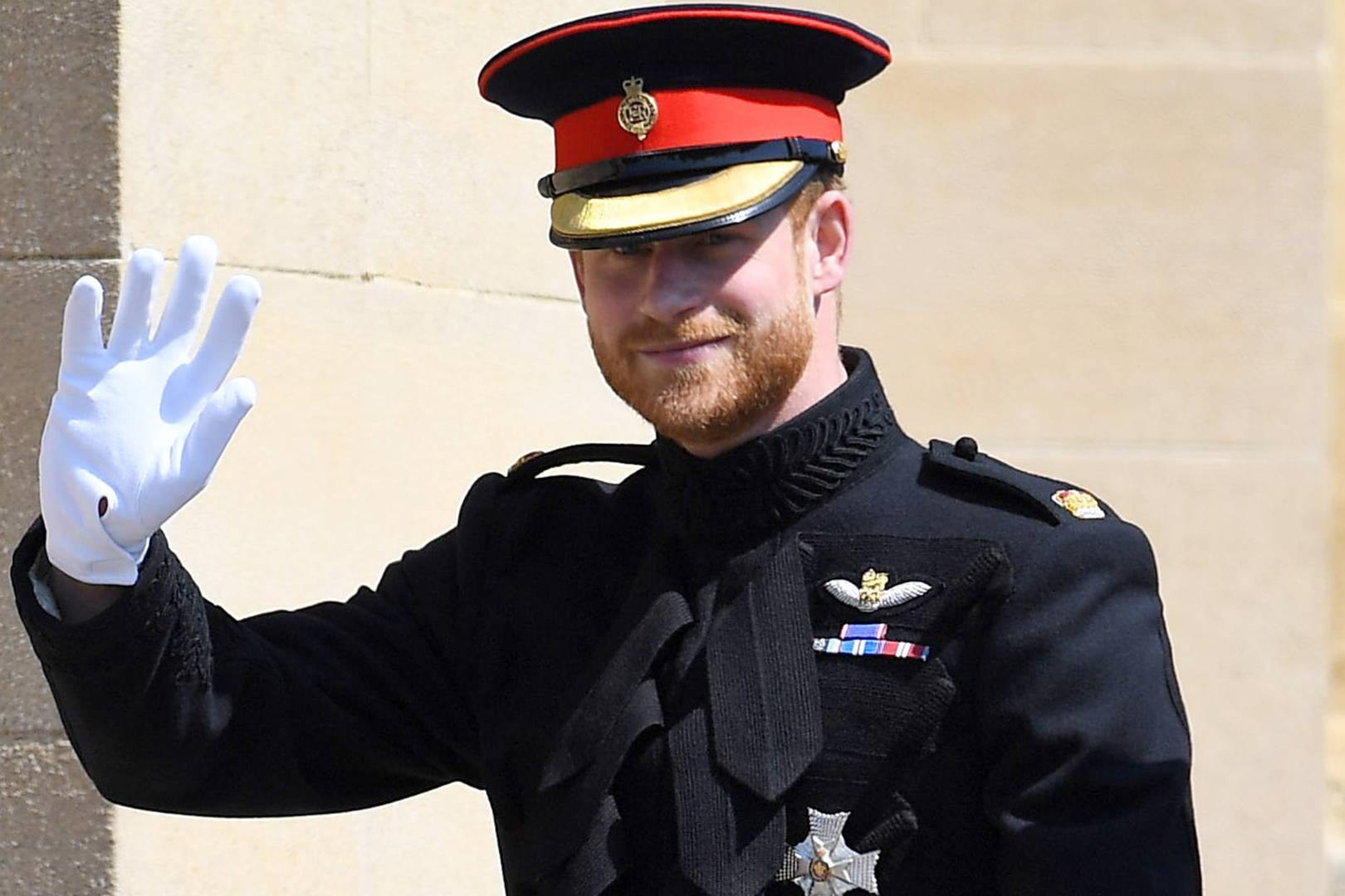 What Is Prince Harry Wearing At The Royal Wedding British Gq