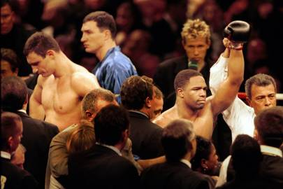 Vitali Klitschko vs Chris Byrd, 2000