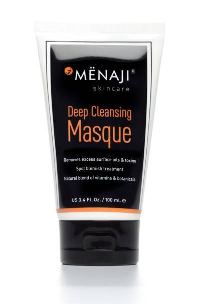 Deep Cleansing Mens Face Mask by Mënaji