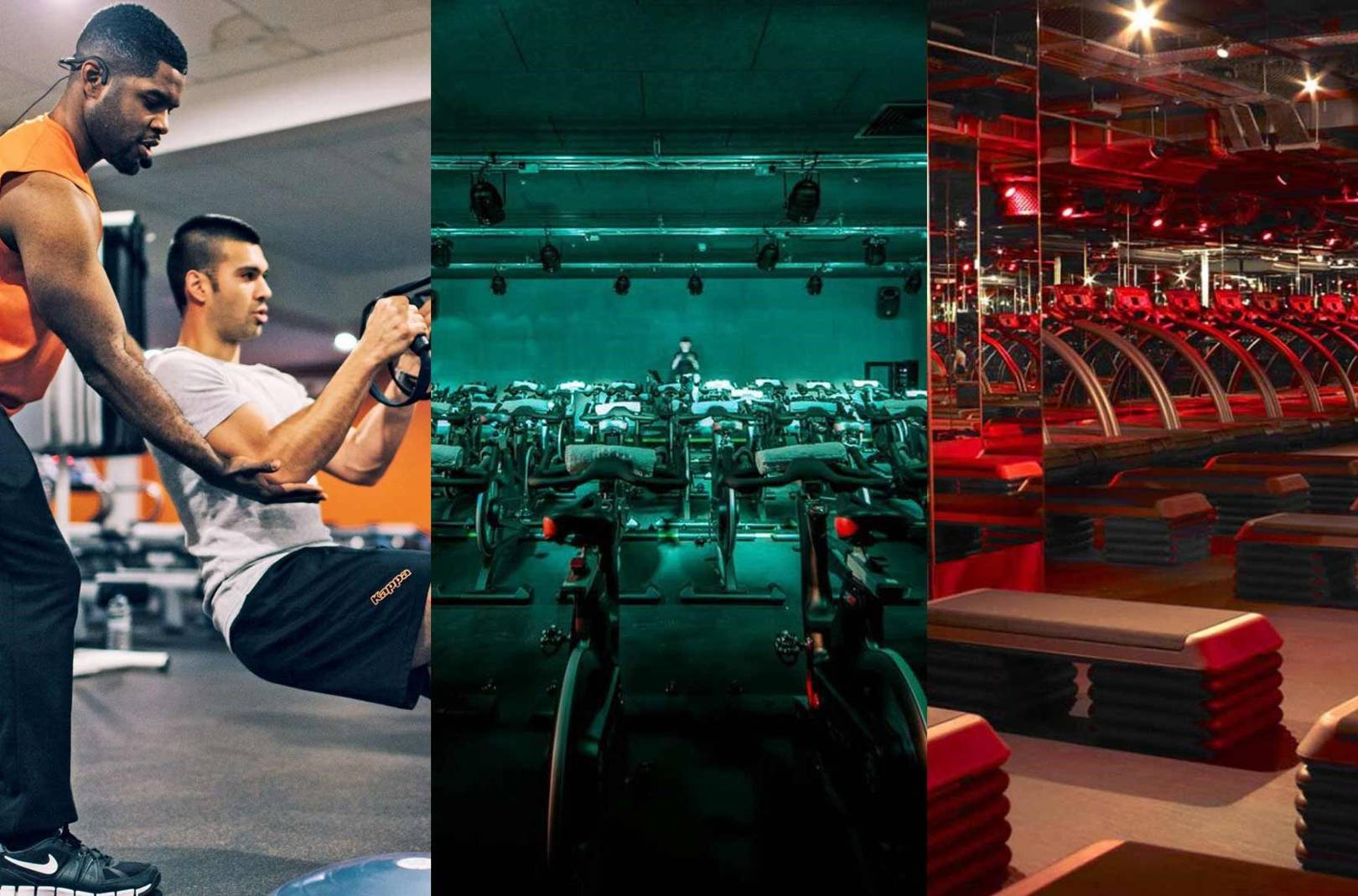 Londons Best Gyms From Bodyism To Barrys Boot Camp And 1rebel Circuit Training Kettlebell Climb Muscle Fitness British Gq