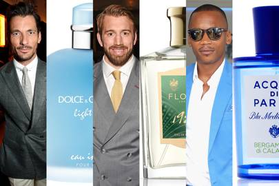 Insider Grooming Guide: the summer fragrances of London's coolest men