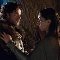 2. Robb and Talisa