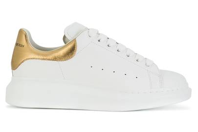 Oversized sneakers by Alexander McQueen