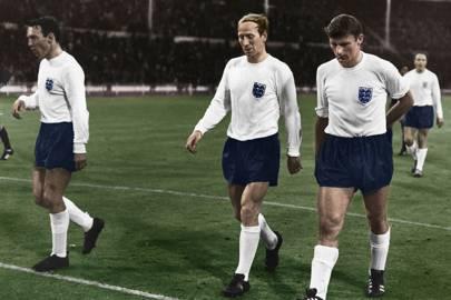 4. England 1966