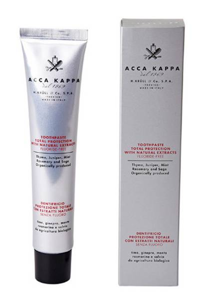 Total Protection Toothpaste by Acca Kappa
