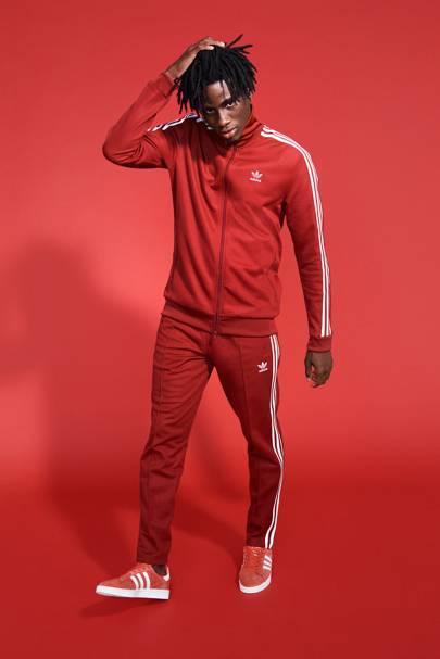 Adidas' Adicolour collection