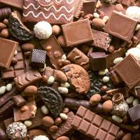 The problem: too much chocolate
