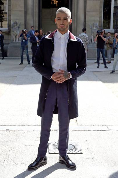When 24 June 2015. Where Valentino menswear Spring/Summer \u002716 show,  Paris, France