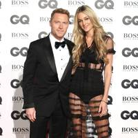 Ronan Keating and Storm Keating