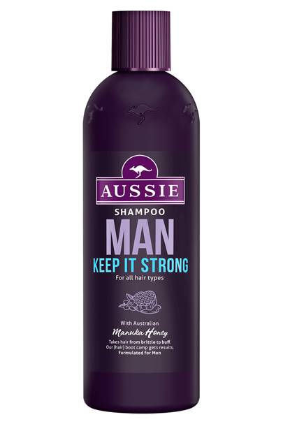 Keep It Strong Shampoo by Aussie