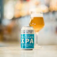 Five Points Brewing Co. XPA Pale Ale 4%