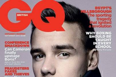 The One Direction covers: Liam