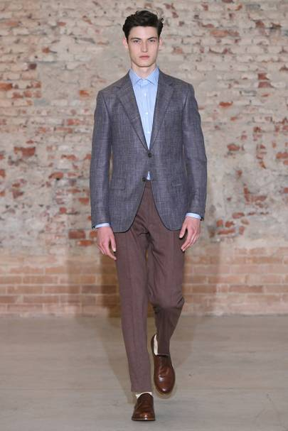 Canali Spring Summer 2019 Menswear show report  acfd52b65
