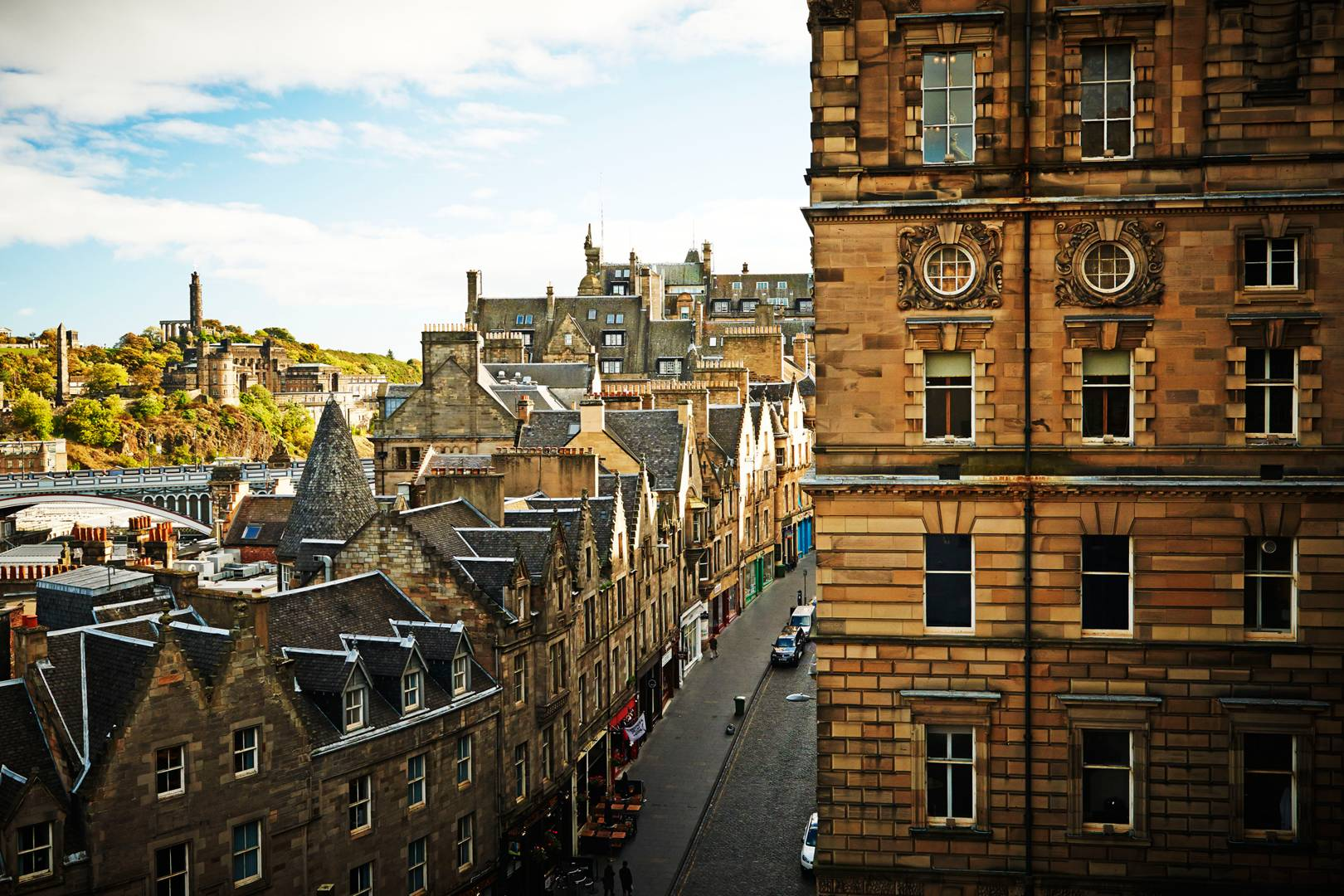 edinburgh guide things to do where to stay eat and drink