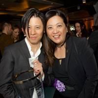 Gigi Vega and Layne Nguyen