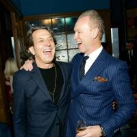 Stephen Webster and Gary Kemp