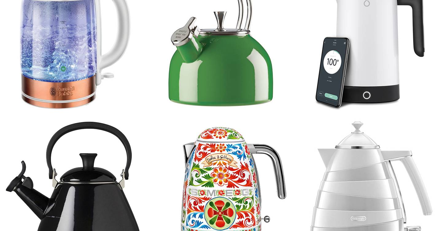 The best kettles for all your hot beverage needs