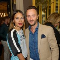 Irha and Jason Atherton