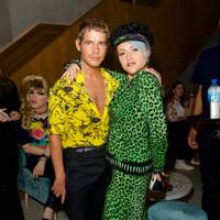Luke Day and Jaime Winstone