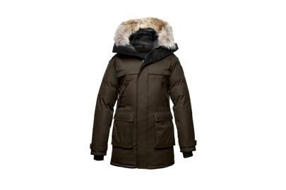 Parka coat by Nobis
