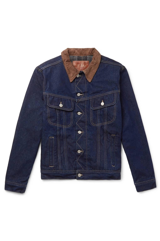 2efc9f10849 Best denim jackets for men