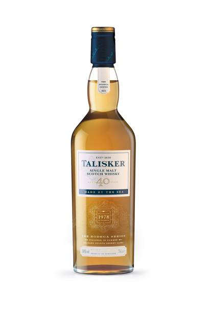 Talisker Bodega Series: 40 Year Old