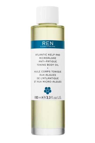 Atlantic Kelp and Microalgae Anti-fatigue Toning Body Oil by Ren