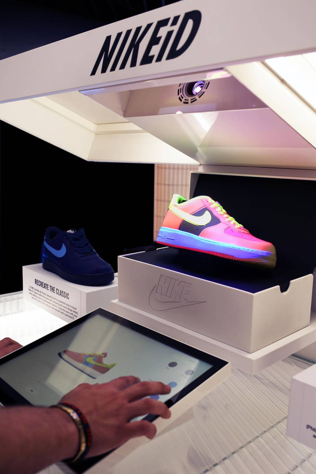 info for 4ca53 bb419 The new Nike iD Direct Studio is the future of customised kicks   British GQ