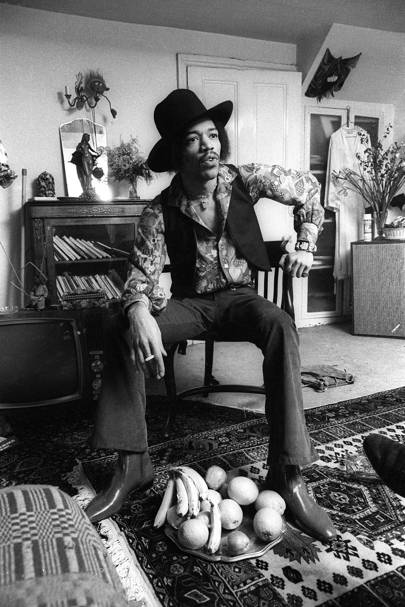 5) Saturday 20 October. Electric Ladyland talk at Jimi Hendrix's flat